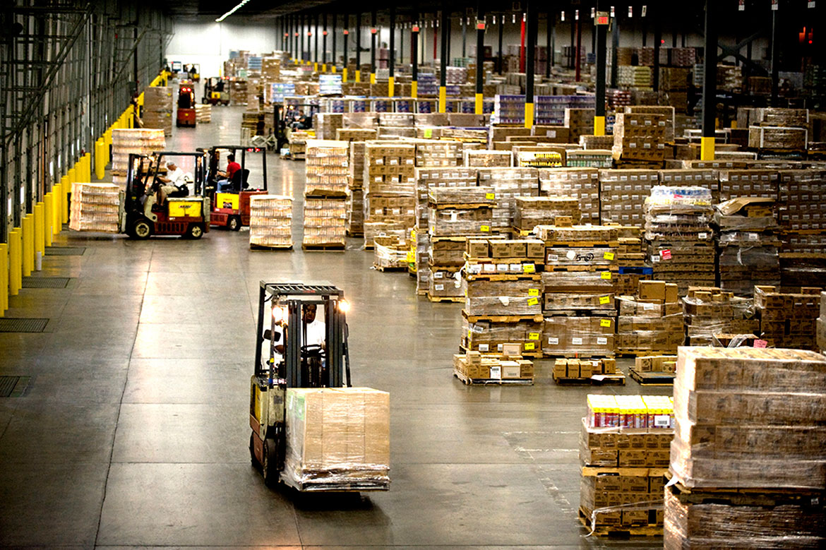 Why Choose Our Warehousing Service